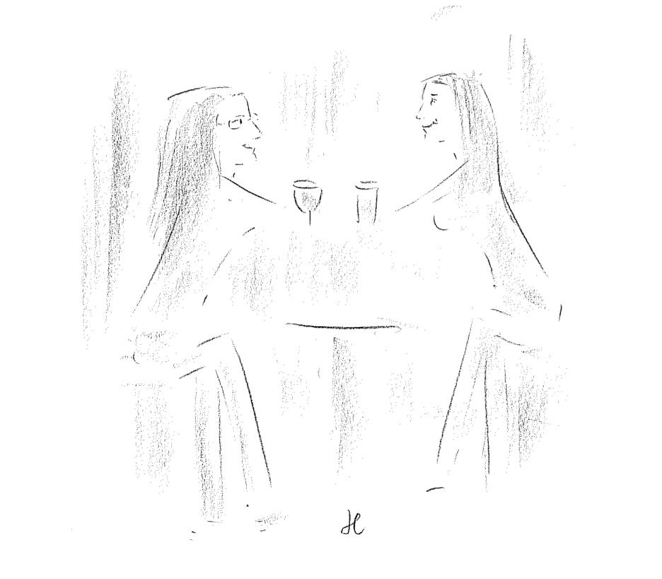 """Ein Mann, der weiß, worauf es ankommt. Und worauf nicht: """"Kleidung ist unwichtig. Es ist egal. ob sie eine Hose oder ein Kleid tragen, oder ob sie nackt sind."""""""