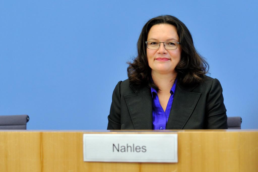 Nahles2_Wahlkreisbüro Andrea Nahles