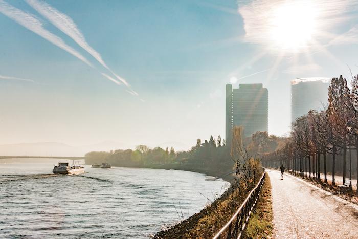 Immerhin zwei Türmchen: Bonn (Foto: Alexander Grantl / AKUT)