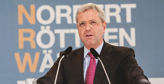 Norbert Röttgen im NRW-Landtagswahlkampf 2012 (Foto: TIM RECKMANN / CC BY-SA 3.0 de)