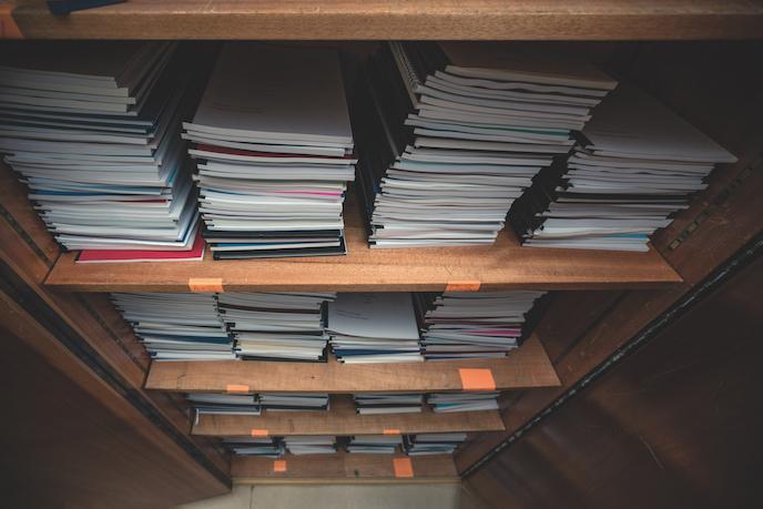 Sooo viel Wissen: Arbeiten im Prüfungsbüro der Philosophischen Fakultät