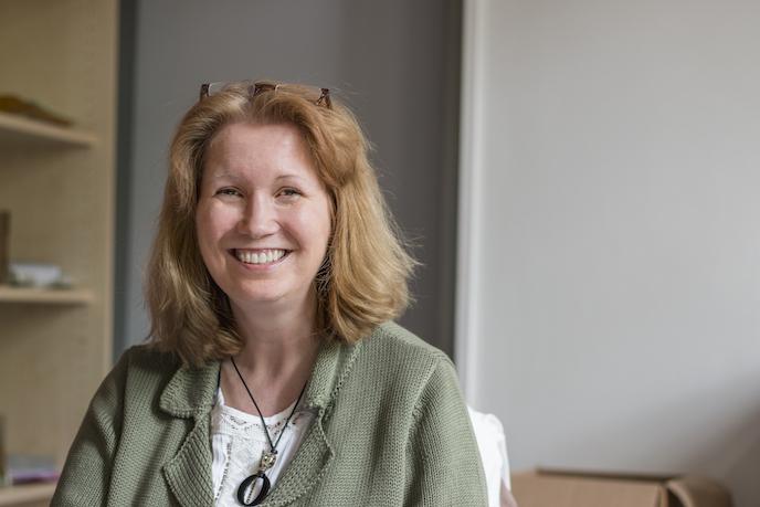 Projekt-Koordinatorin Lilian Brandt